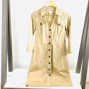 """ANN TAYLOR - TRENCH COAT """"6"""""""